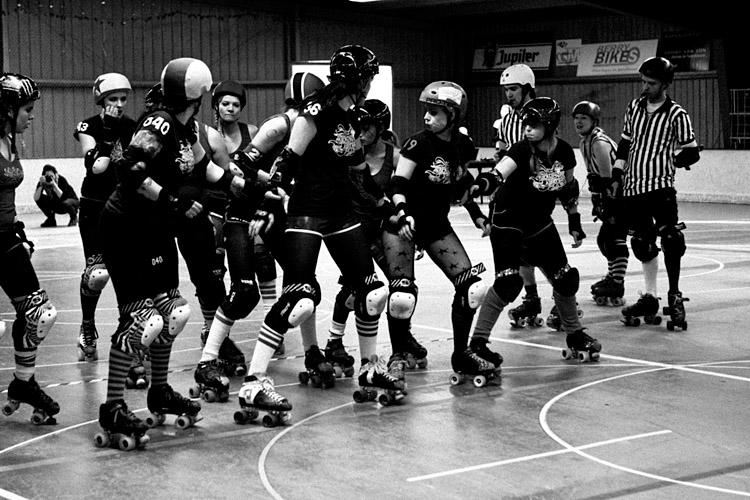 Roller Derby Eindhoven (10)