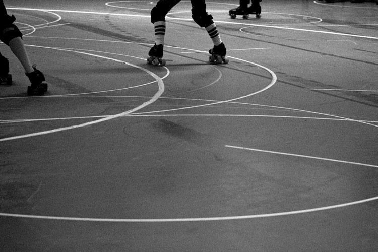 Roller Derby Eindhoven (1)